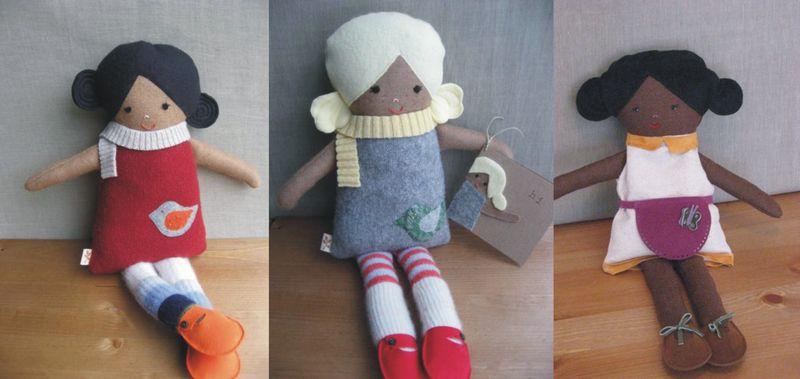 Voilastudio dolls