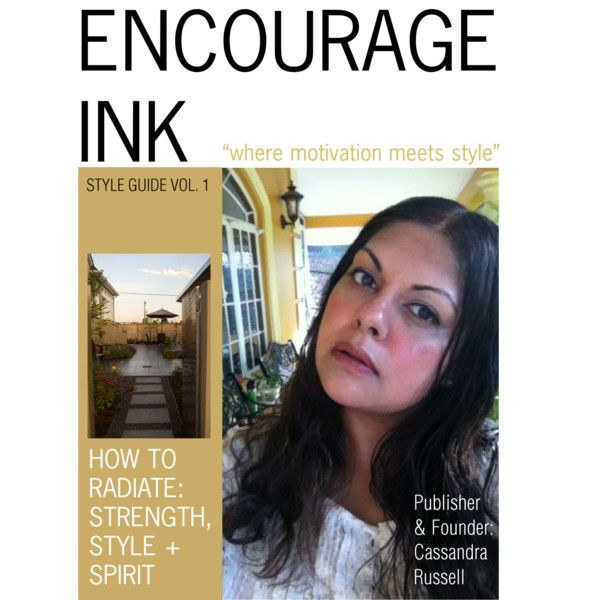 ENCOURAGE INK VOL 1_ Aug 2013