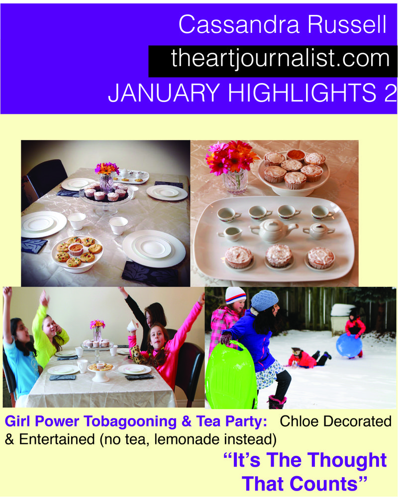 2015 January Highlights