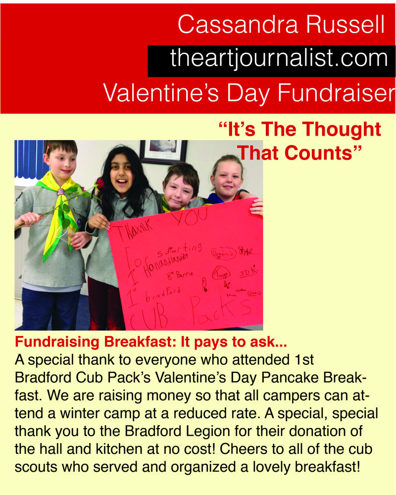 2015 vday pancake breakfast
