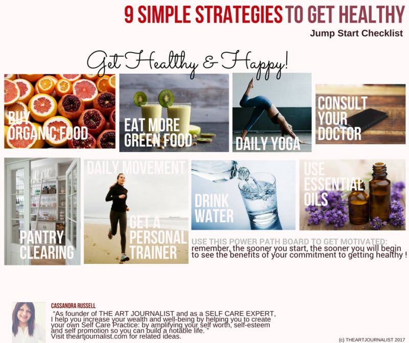 2017 JUMP START YOUR JANUARY pt 1 get healthy-end